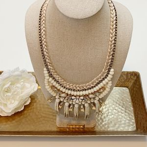 New In Box Stella & Dot Eloisa Statement Necklace